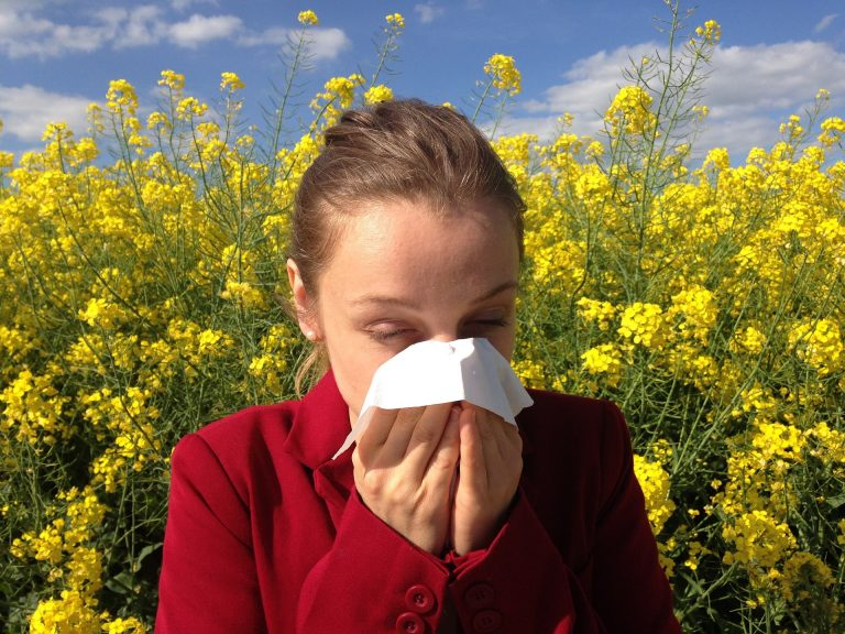 We Treat Allergies