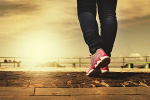 Walking for health & weight loss