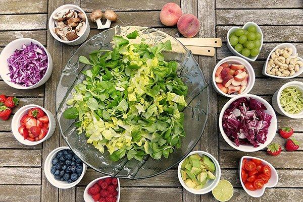 Salad Fixings